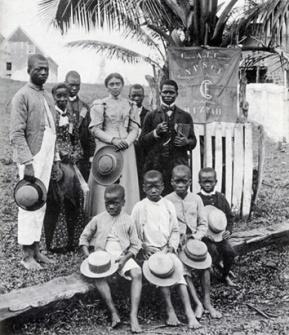 Mission au Liberia